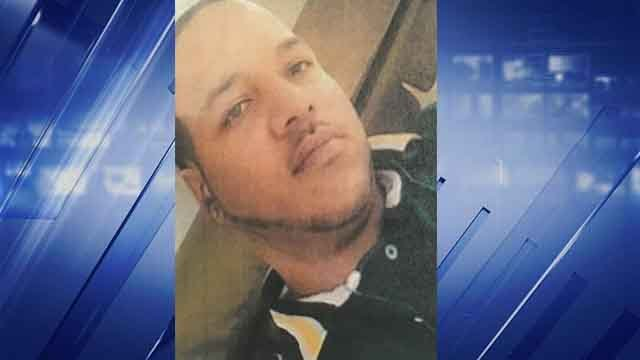 East St. Louis Police Department is looking for a man accused of shooting and killing a pregnant Metro East woman. (Credit: ESL PD)