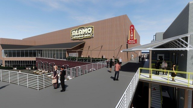 The St. Louis Alamo Drafthouse is expected to open at the City Foundry STL development in 2019. (Credit: Alamo Drafthouse Cinema)