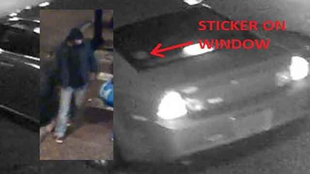 Detectives are looking for a suspect that took off after allegedly robbing and beating a woman with a hammer while she waited for a bus in the Central West End. (Credi: SLMPD)