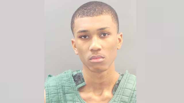 Tony Williams, Jr, 17, is charged with first-degree murder and armed criminal action. Credit: SLMPD