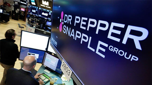 Keurig is buying Dr. Pepper Snapple Group Inc. (Credit: AP)