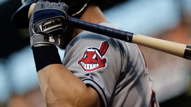 Chief Wahoo will be removed from Indians' caps, jerseys, and other memorabilia starting in 2019. (Credit AP)