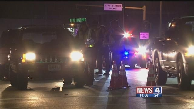 DUI checkpoint. Credit: KMOV