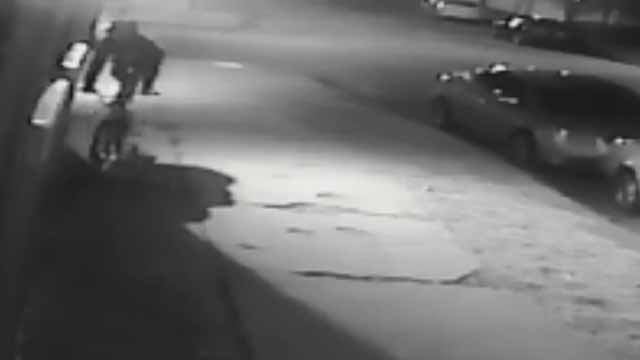 A man was caught on surveillance camera stealing a camera in Tower Grove South. Credit: KMOV