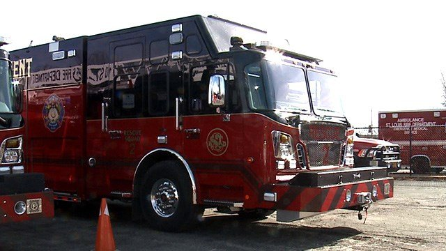 Voters approved Proposition F two years ago, giving the fire department $15 million in funding to buy new equipment and make building improvements.  (Credit: KMOV)