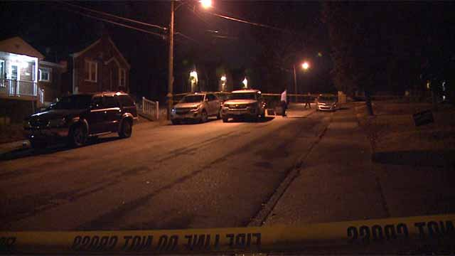 Police said a man and woman suffered life-threatening injuries when they were shot in University City Wednesday evening. Credit: KMOV