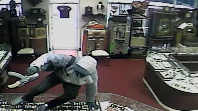Thieves killed a dog in an Olivette robbery Thursday morning. (Credit: Olivette Police Department)
