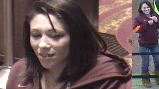 Police believe Denita Hedden went to a St. Louis area casino on the day she disappeared. Credit: Major Case Squad