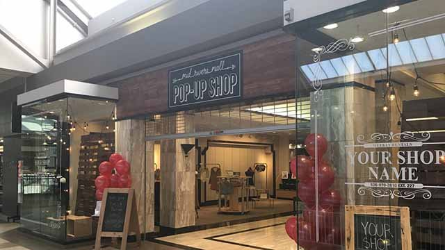 Mid Rivers Mall in St. Peters is launching a new retail concept that's the first of its kind in St. Charles County. Credit: KMOV