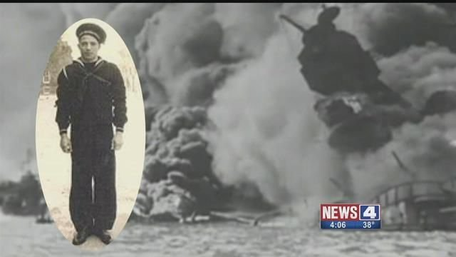 Navy Fireman First Class Charles R. Ogle. Credit: KMOV