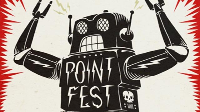 Pointfest 2018 logo (Credit: Pointfest / LiveNation)