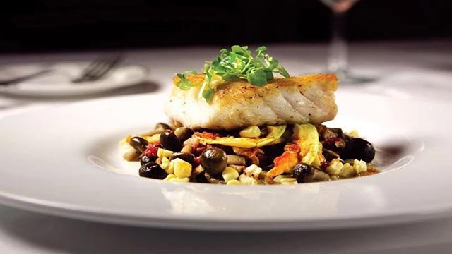 SLM Halibut (Credit: Tony's St. Louis)