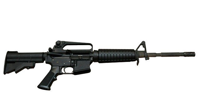 AR-15 (Credit: AP Images)