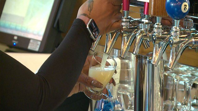 Brick River Cidery opened it's doors on Friday Downtown ( Credit: KMOV)