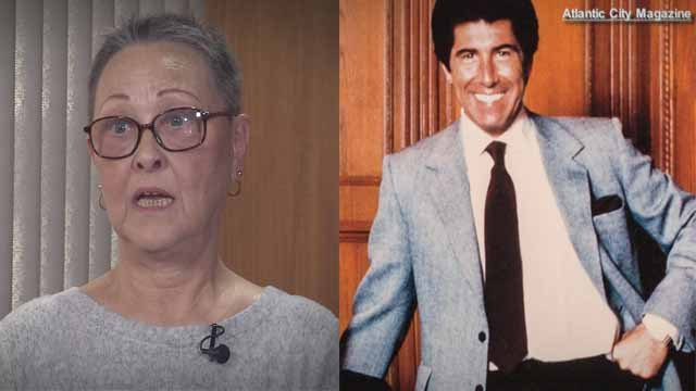 Patti Velasco says Steve Wynn sexually assaulted her multiple times 40 years ago. Credit: KMOV and Atlantic City Magazine