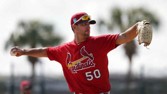 Adam Wainwright (hamstring) will begin year on disabled list for Cardinals