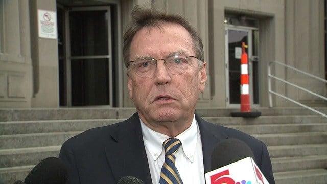 Gov. Greitens' Attorney Edward Dowd, Jr. (Credit: KMOV)