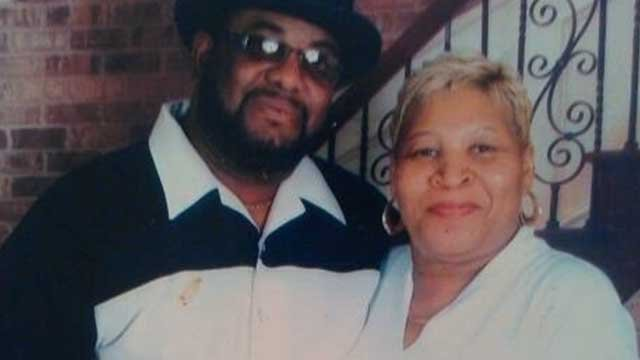 Frank Langston and his wife, Sharon. (Family Photo)