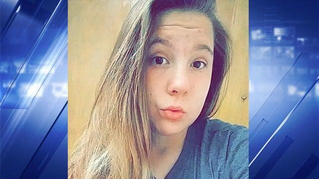 Arian Clark, 15, was last seen Feb. 23. (Credit: Arian Clark's family)