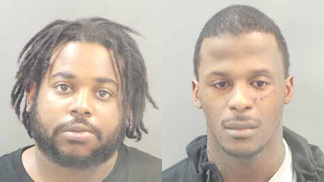 Willie Frazier and Alvin Green are facing murder charges (Credit: St. Louis police)