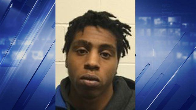 Shaun Ronell Davis, 23, has been charged with the murder of 34-year-old James Lee. (Credit: KMOV)