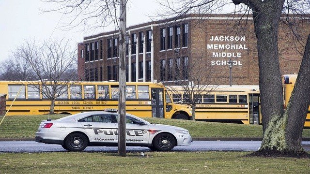Boy who shot himself planned attack on school