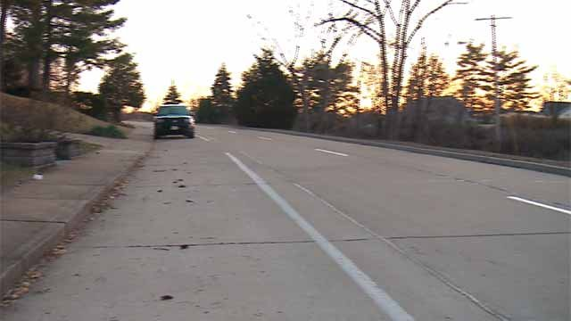 Webster Groves policeare looking for the man they say exposed himself near two girls Friday afternoon. Credit: KMOV