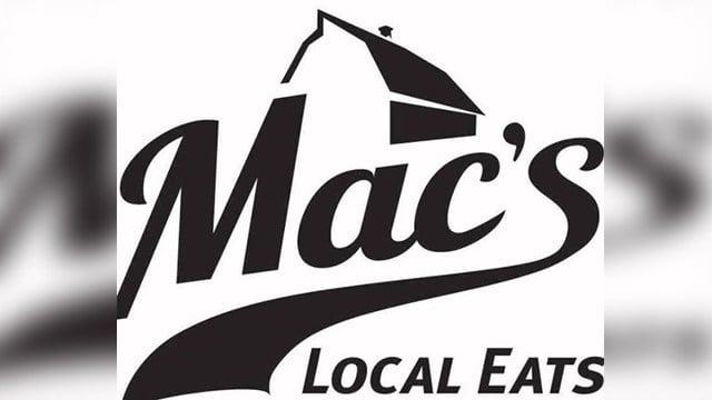(Credit: Mac's Local Eats's Facebook)