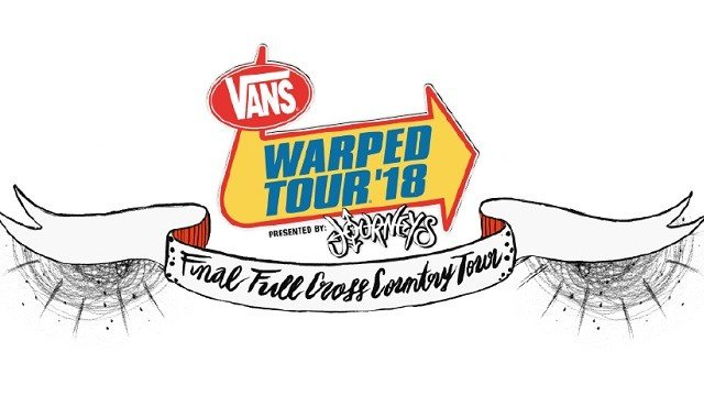 Vans Warped Tour 2018 (Credit: Live Nation)