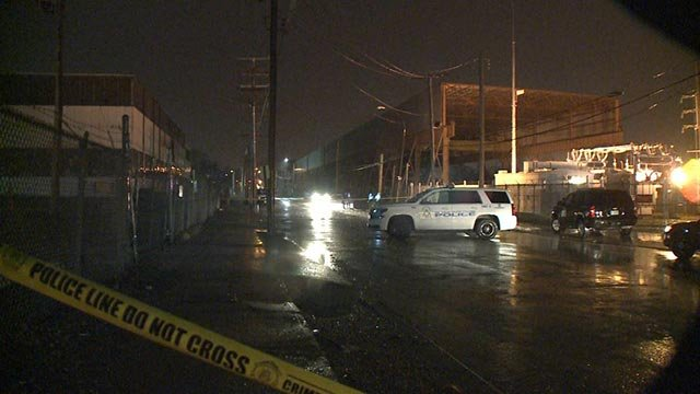 A man was found dead in the 5300 block of Shreve early Monday (Credit: KMOV)