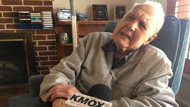 Elmer Luckett in a 2017 interview with KMOX (Credit: KMOX)