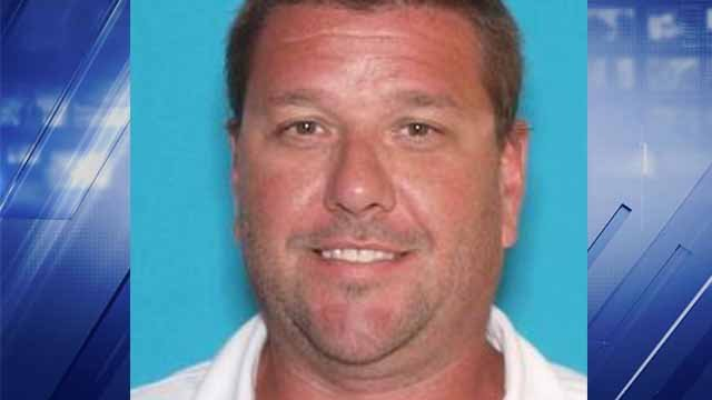Phillip Stroisch, 42, is believed to be armed and dangerous. (Credit: Chesterfield PD)