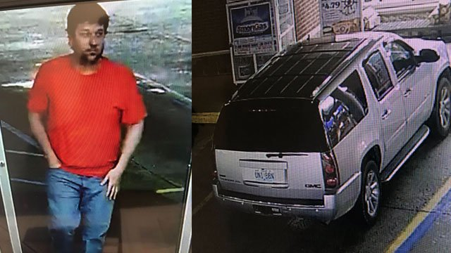 Stroisch was last seen near Troy, Missouri at the intersection of Hwy 47 and U.S. 61 driving a silver 2011 GMC Yukon; license plate UN1B8N. (Credit: Chesterfield PD)