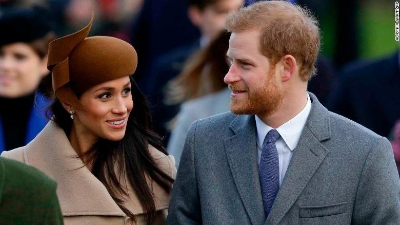 Prince Harry and Meghan Markle are scheduled to marry in May 2018. (Credit: Alastair Grant / AP)