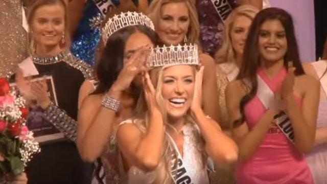 Miss Missouri 2018 Tori Kruse (Credit: KMOV)