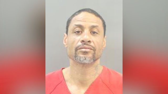 Rodney Gardner was arrested after robbing an ice cream shop and attacking an employee ( Credit: St. Louis County Police)