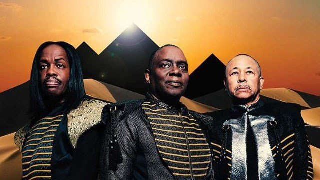 Earth, Wind & Fire will be at Peabody Opera House Friday, August 24. (Credit: LiveNation)