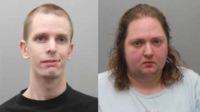 Hamby and McDorman are facing several charges of invasion of privacy and statutory sodomy. (Credit: St. Louis County Police)