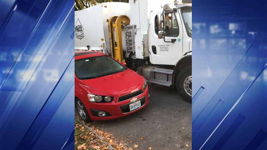 On November 2, 2017 a St. Louis city trash truck damaged a vehicle owned by Jai Wilson. But after 4 months the city still hasn't paid for the damage.