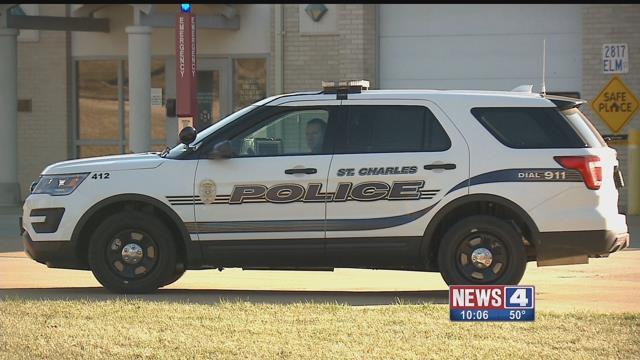 St. Charles police. Credit: KMOV