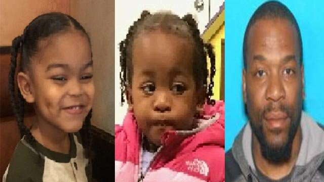 Lynn Roby, Jordyn Washington & Lynn Washington were last seen in Cook County, Illinois Wednesday afternoon (Credit: MissingKids.org)