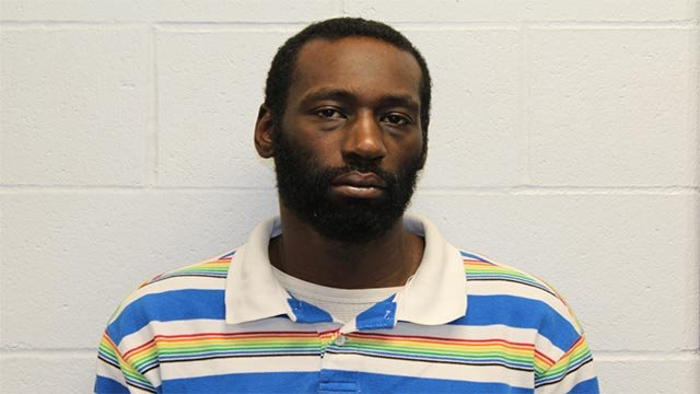 Cornelius Page, 32, was charged with 2 counts of statutory rape & 4 counts of statutory sodomy (Credit; O'Fallon, Mo. Police)