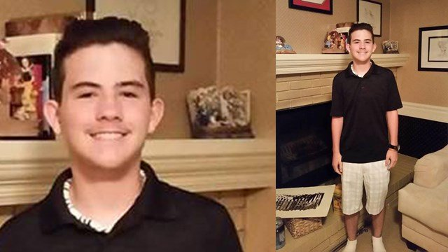 "16-year-old Blaine O'Brien left his home on March 14. He is about 5'9 and was last seen wearing a black hat with the ""Punisher"" logo, blue jacket, and dark jeans."