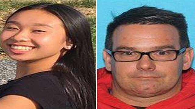 Amy Yu, left, and Kevin Esterly (Allentown Police Department via AP)