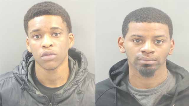 Candree Akins, 20 and Dinish Watson, 22, are accused of robbing Alderwoman Christine Ingrassia. Credit: SLMPD