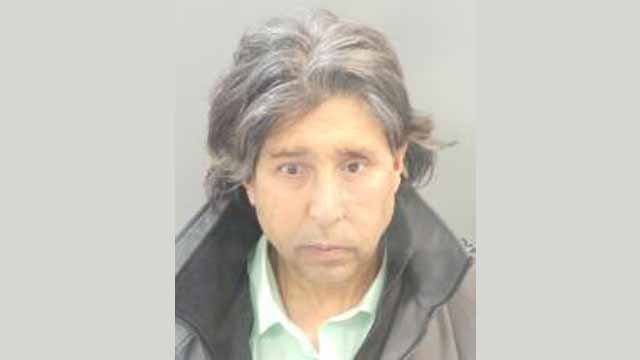 Sayed Khan, 52, is accused of saying he had a bomb in his bag while on a Metro bus. Credit: Vinelink