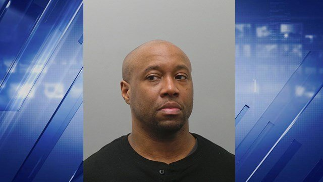 Eric Mitchell, 44, is being charged with one count of first degree robbery.(Credit: St. Louis County PD)