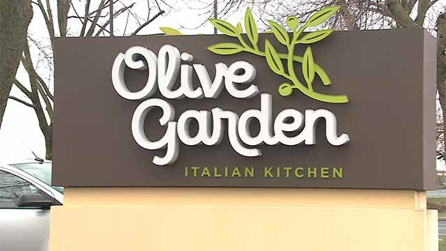The Olive Garden in Bridgeton. Credit: KMOV