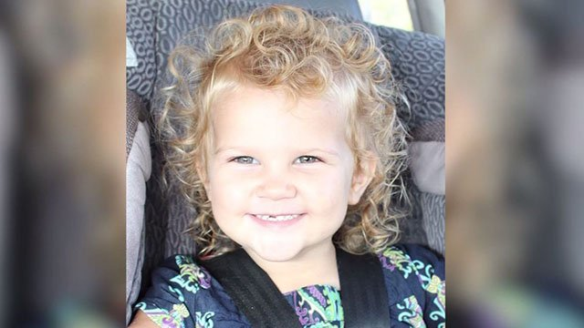 3-year-old Ryan Hampel died in a car crash last September (Credit: KMOV)