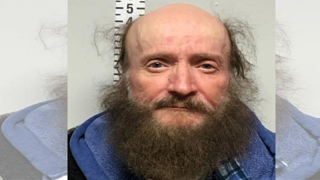 Steven Johnston, 59, allegedly failed to register as a sex offender (Credit: Mascoutah Police Department)